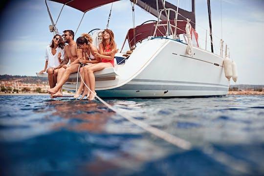 Excursion en bateau à voile sur la Costa Daurada