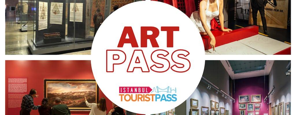 Istanbul Art Pass