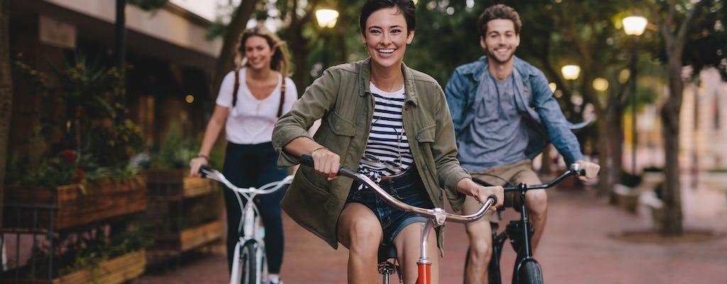 Bike rental in Antwerp for 1 day, 3 or 2 hours