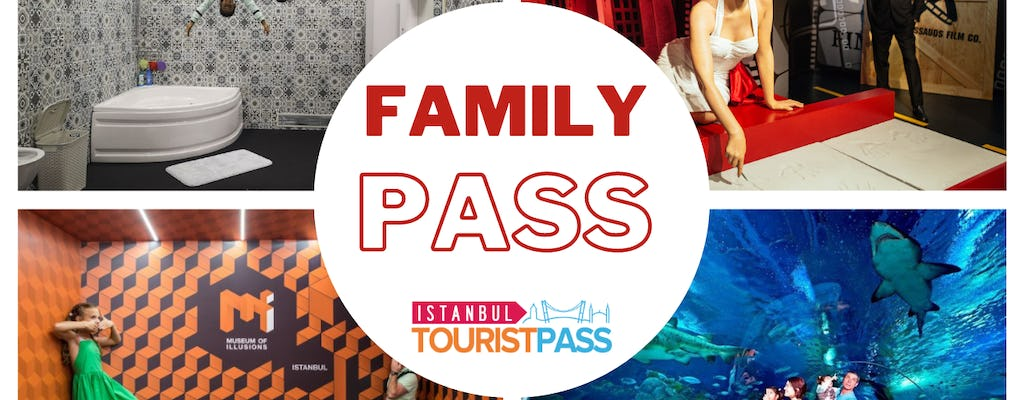 Istanbul Family Pass