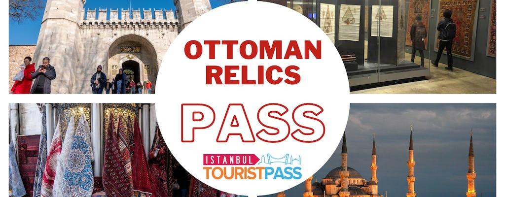 Pase de reliquias otomanas