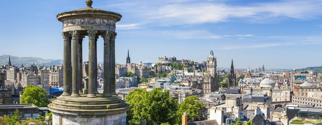 Обзорная пешеходная групповая экскурсия из Эдинбурга