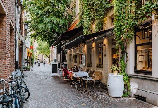 Private bike tour of Jewish Antwerp