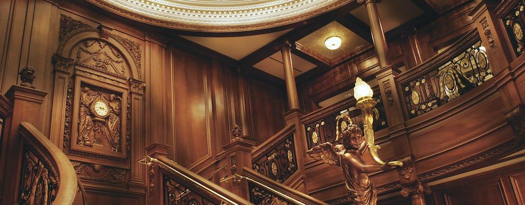 Entradas al Titanic Museum Attraction Branson