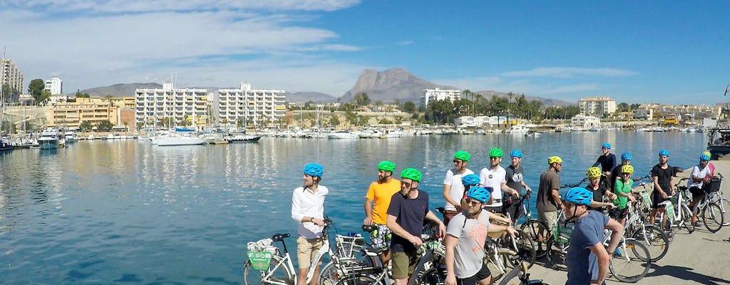 Bicycle Tour to Albir and Altea