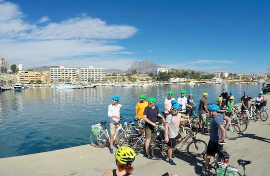 Bicycle Tour to Albir and Altea