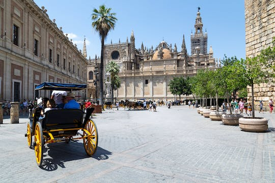 Seville City Tour & Shopping Experience