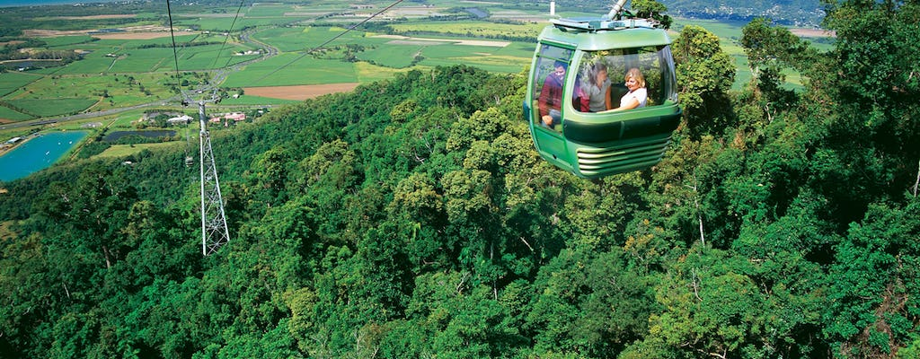 Kuranda Scenic Rail and Skyrail