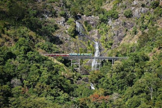 Kuranda Skyrail en Scenic Rail-ervaring