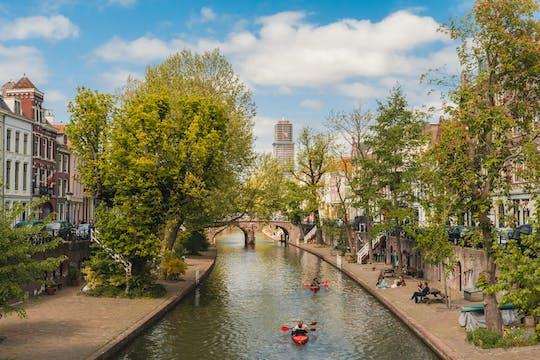 Cruzeiro pelo canal Utrecht de 1 hora e meia