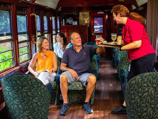 Experiencia Kuranda Skyrail y Scenic Rail Gold Class