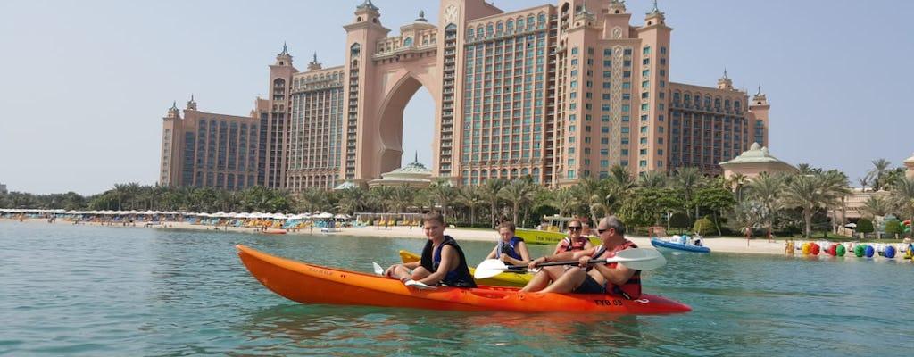 Sporty wodne w Pointe Palm Jumeirah