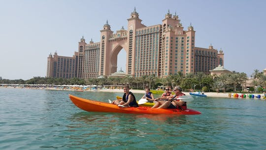 Sport acquatici al Pointe Palm Jumeirah