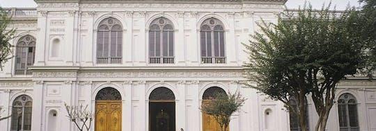 Taller de arte para niños en el museo MALI