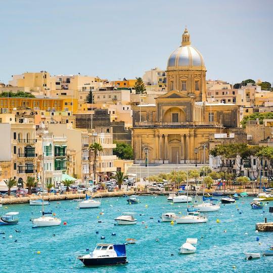 Rejs Porty Valletty