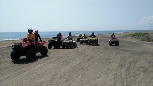 Wycieczka ATV na plażę Chachalacas