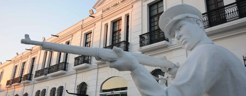 Interactive museums of Veracruz guided tour with optional visit to the Aquarium