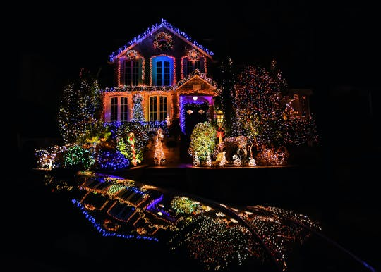 Dyker Heights Christmas Wonderland tour