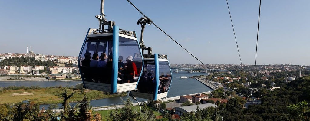 Visite de la Corne d'Or et du Parc Miniaturk à Istanbul