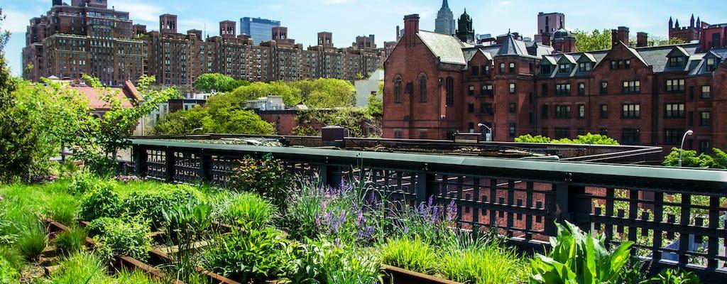 Passeio a pé pela New York City High-Line e Hudson Yards