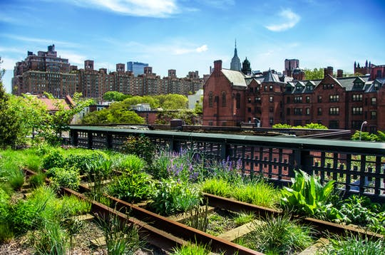 Tour a piedi della High-Line di New York City e di Hudson Yards