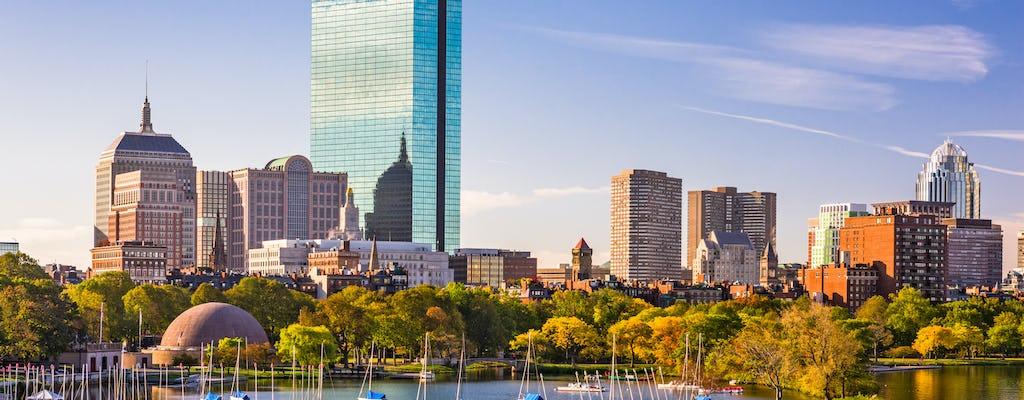 День-экскурсия в Бостон из Нью-Йорка