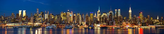 Tour dello skyline di New York City