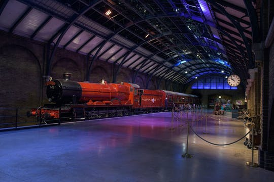 Warner Bros. Studio Tour London da York