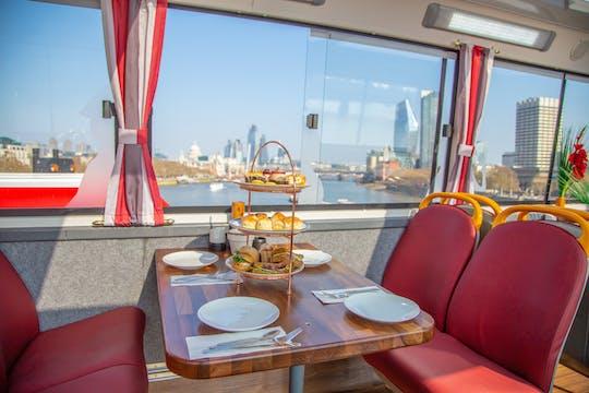York para Londres de trem com excursão de ônibus para o chá da tarde