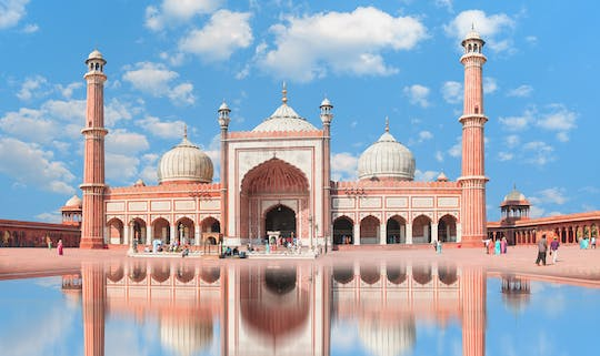 Full-day Quintessential Delhi tour including Red Fort