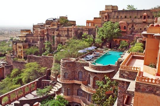 Full-day tour to Neemrana from Delhi