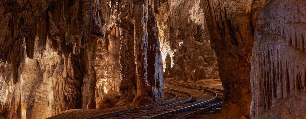 Постойна пещеры и замки утренняя экскурсия из Любляны