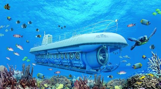 Atlantis Submarine-expeditie op Aruba