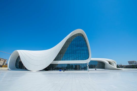 Baku modern and  Old Town private guided tour