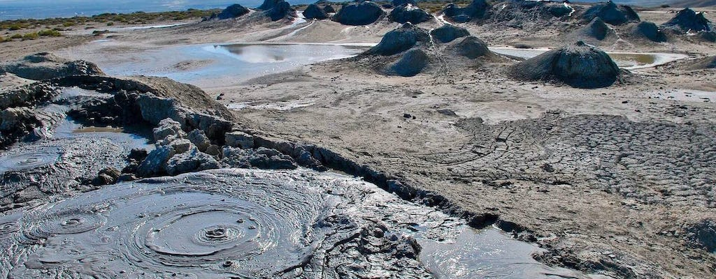 Half-day private  tour to Gobustan and mud volcanoes