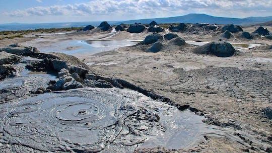 Półdniowa prywatna wycieczka do wulkanów Gobustan i błotnych