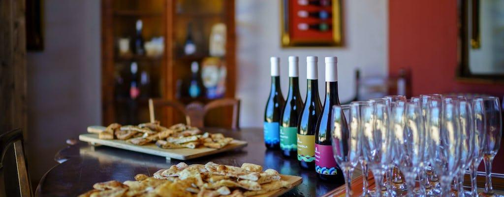 Tour pelas vinícolas e brunch no Bio Fattoria Augustali