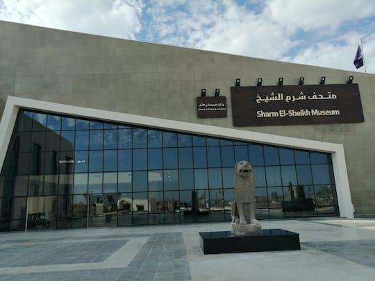 Bilet wstępu do muzeum Sharm el-Sheikh