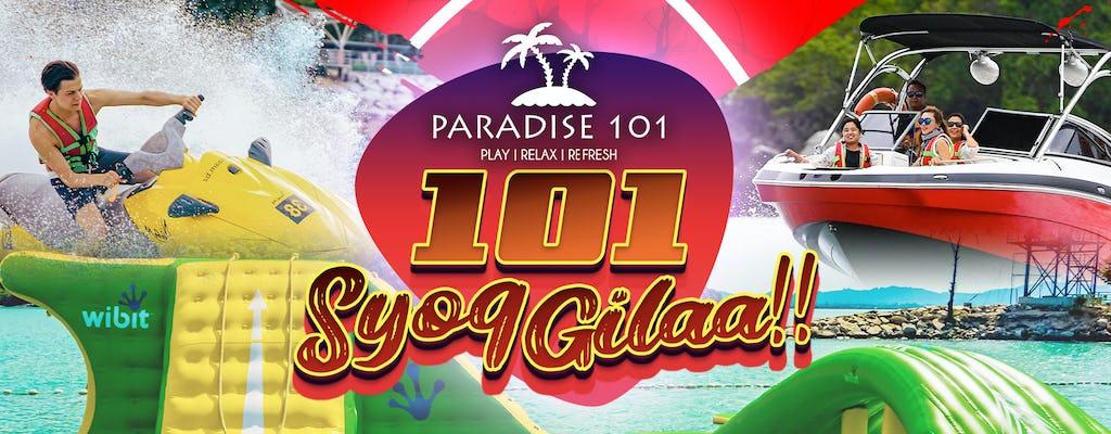 Paradis 101-Syoq Gilaa! Ticket d'entrée