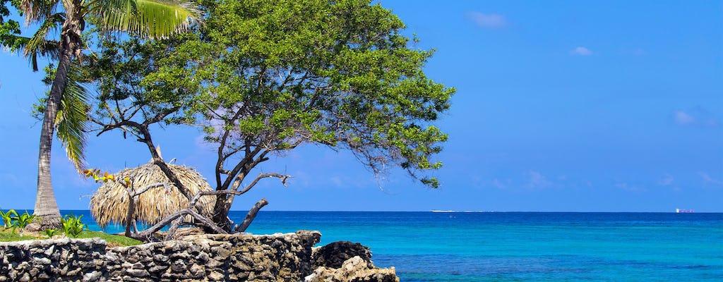 Excursión a Islas del Rosario con baño en el plancton