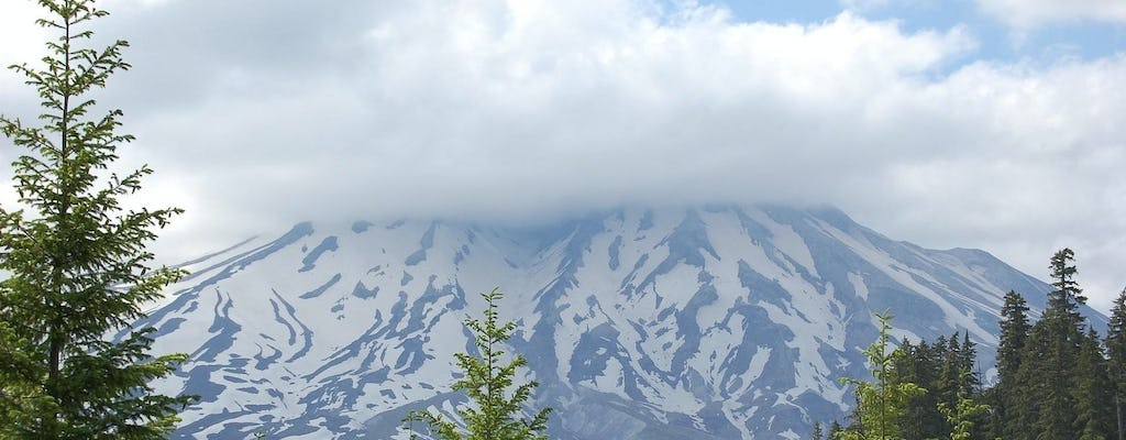 The Mt. St. Helens Adventure tour