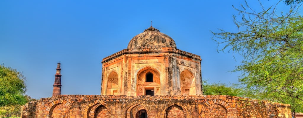 Half-day Mehrauli archaeological walking tour