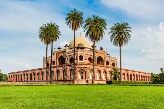 Full-day Humayun's Tomb and Nizamuddin Dargah tour with dinner
