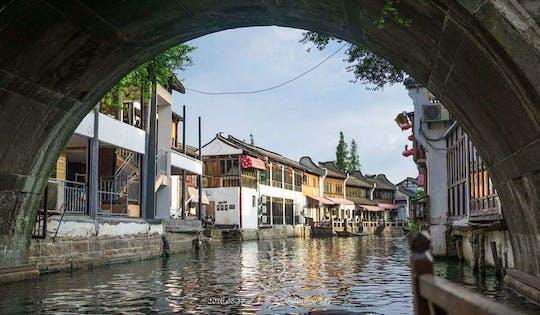Tour privado de dia inteiro - Viagem de um dia com destaque em Xangai