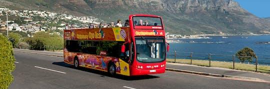 Biglietto hop-on hop-off per City Sightseeing di 1 giorno a Città del Capo