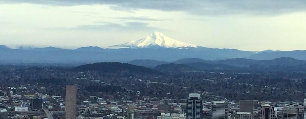 Discover Portland half-day small-group city tour