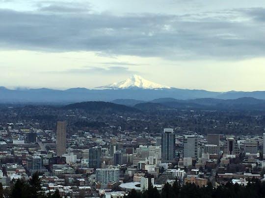 Découvrez la visite de la ville d'une demi-journée en petit groupe à Portland
