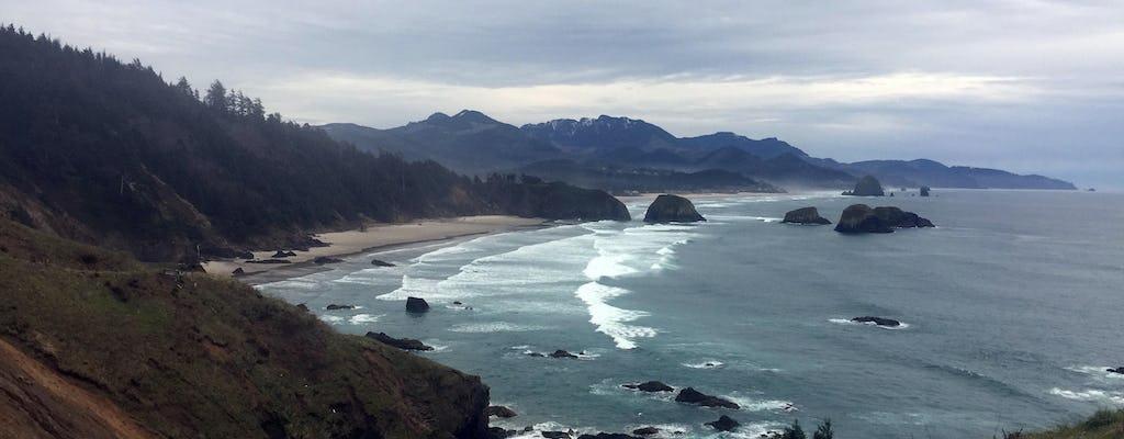 Visite de la côte nord de l'Oregon