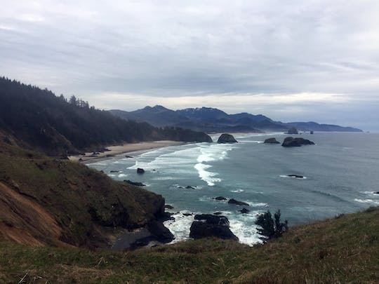 Tour pela costa norte do Oregon