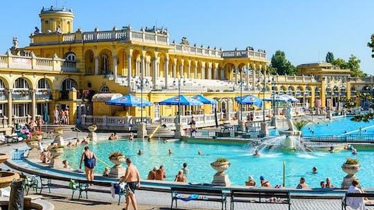 Visita guidata alle terme di Budapest